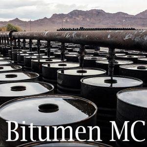 Bitumen cutback MC30