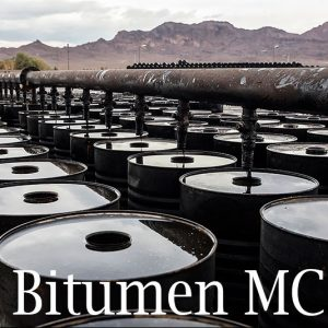 Bitumen cutback MC70