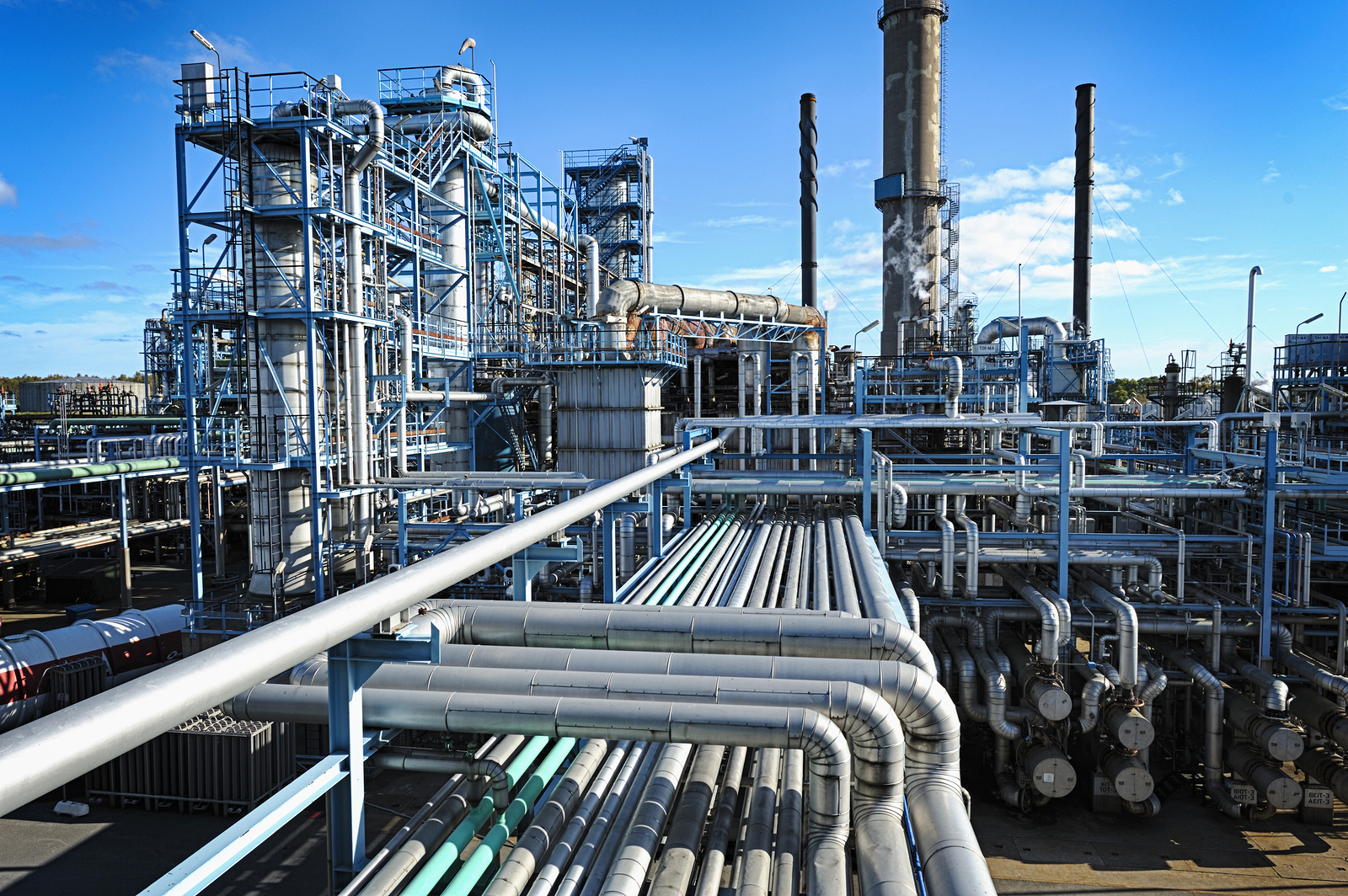 oil gas energy industry