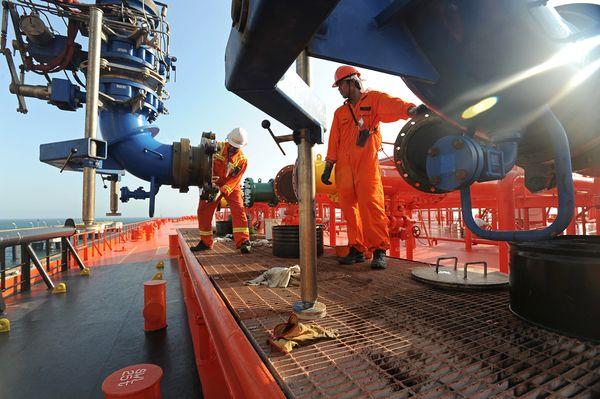 oil market price